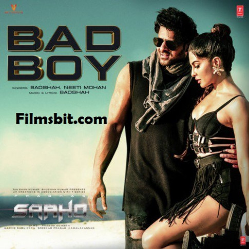 Bad Boy - MP3 Full Audio From Movie Saaho | New Hindi Song ...