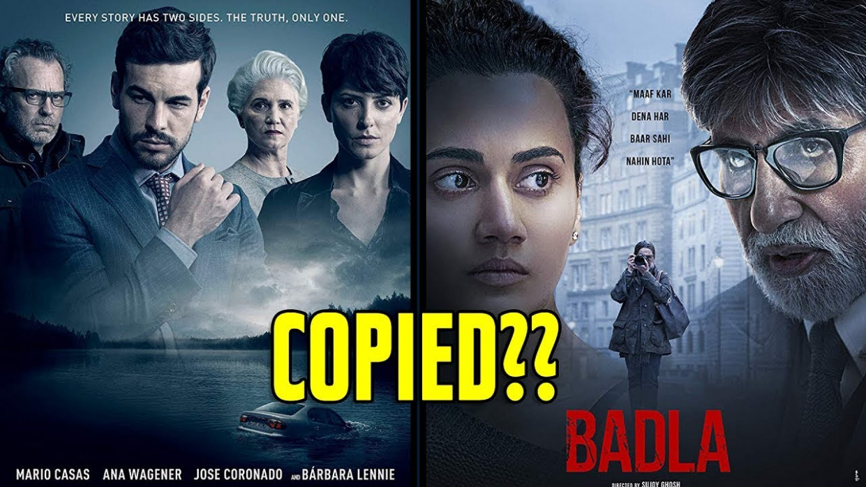 Badla (2019) New Bollywood Movie Is An Official Remake of ...