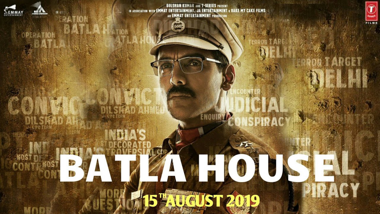 Batla House Trailer Out Now | John Abraham | Mrunal Thakur