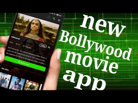 Best new Bollywood movie android app ( Hindi) - YouTube