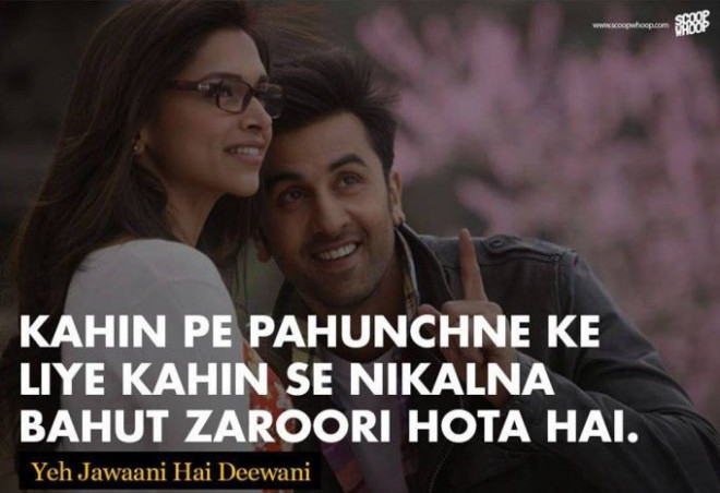 Best Quotes From Bollywood Movies - 20 Famous Quotes ...