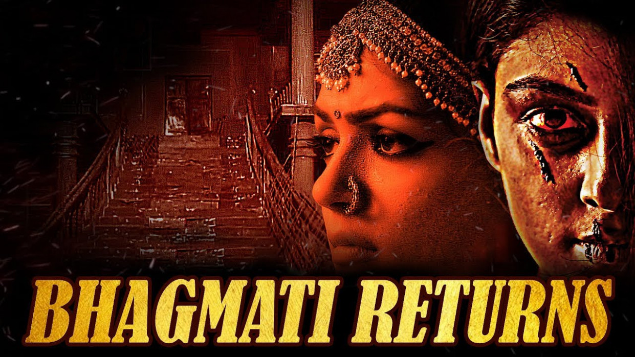 Bhagmati Retuns (2018) Hindi Dubbed 300MB HDRip 480p x264 ...