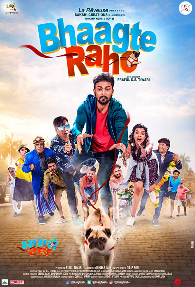 Bhagte Raho (2018) Hindi Movie 720p HDTVRip 700MB Download ...