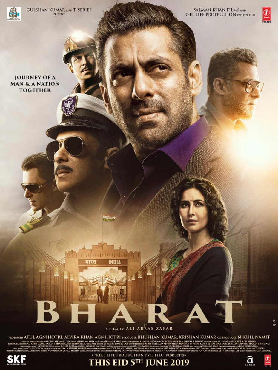 BHARAT (2019) Full Hindi HD Movie [720p 1080p]