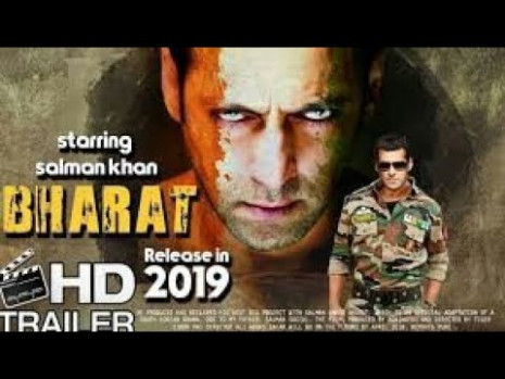 BHARAT Salman khan new bollywood movie trailer full action ...