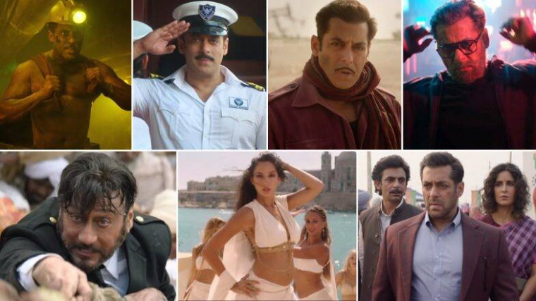 Bharat Song Zinda: A new song from Salman Khan's movie ...