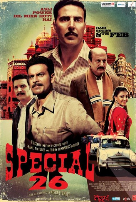 Bharathiya: Special 26 2013 Hindi Movie Watch online ...