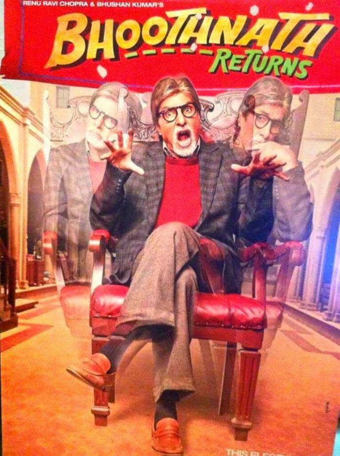 Bhoothnath Returns (2014) Hindi Movie 720p DvDRip Free ...