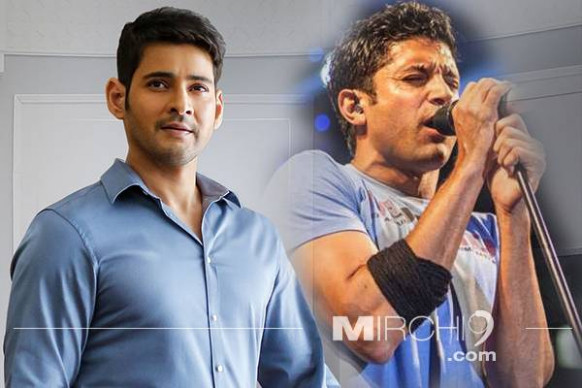 Big Bollywood Name Croons For Bharat Ane Nenu