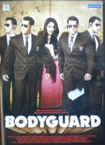 BODYGUARD,HINDI BOLLYWOOD MOVIE,DVD,HIGH QUALITY PICTURE ...