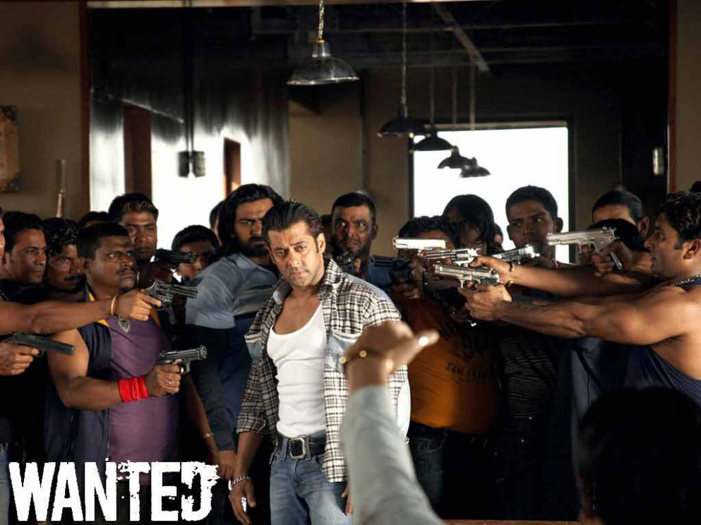 bollywood-gallery: salman khan new movie wanted