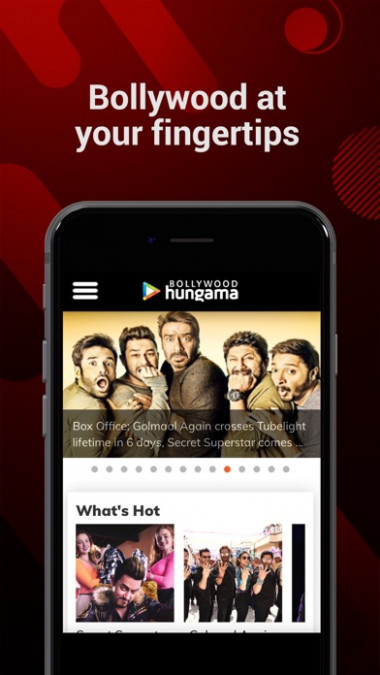 Bollywood Hungama App Download - Android APK