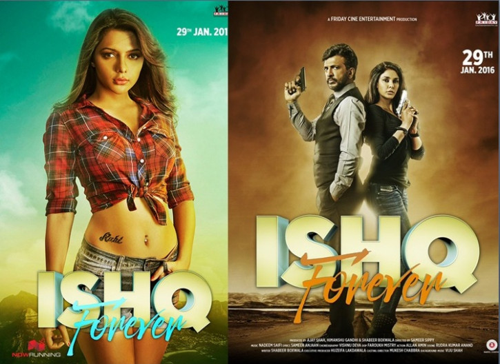 Bollywood Movie Ishq Forever Opening 1st Day Box Office ...