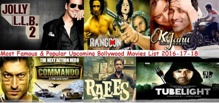 Bollywood Movies 2017-2018 Budget/Profit, Box Office ...
