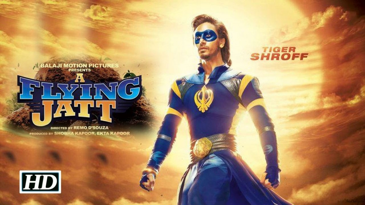 Bollywood New Upcoming Movie Flying Jatt HD Wallpapers ...
