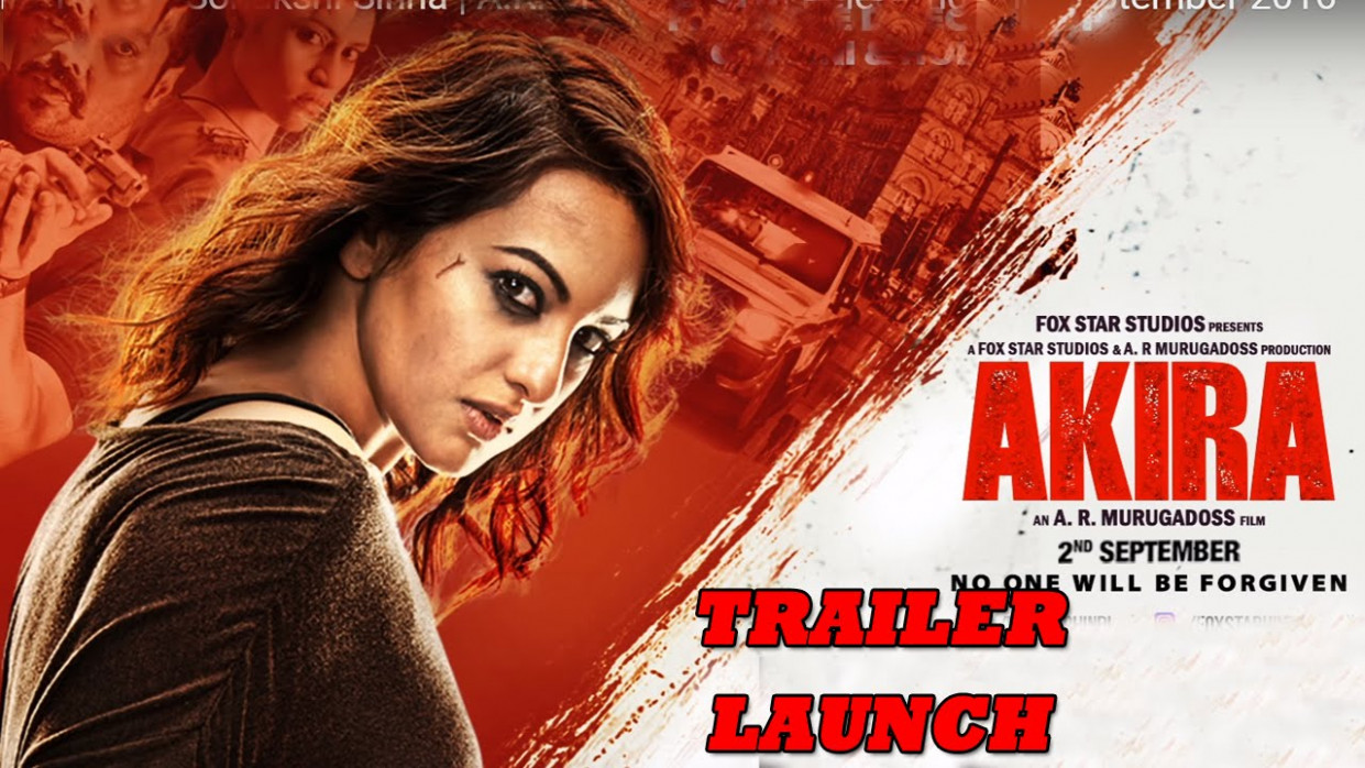 Bollywood Upcoming New Movie Akira 2016 – Sonakshi Sinha ...