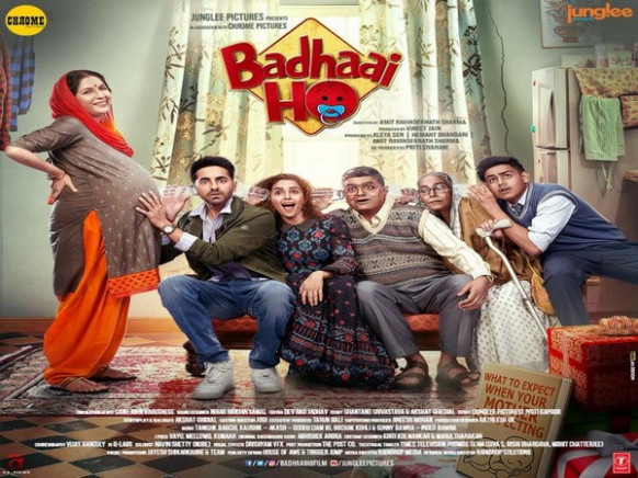 Box Office: 'Badhaai Ho' first weekend report