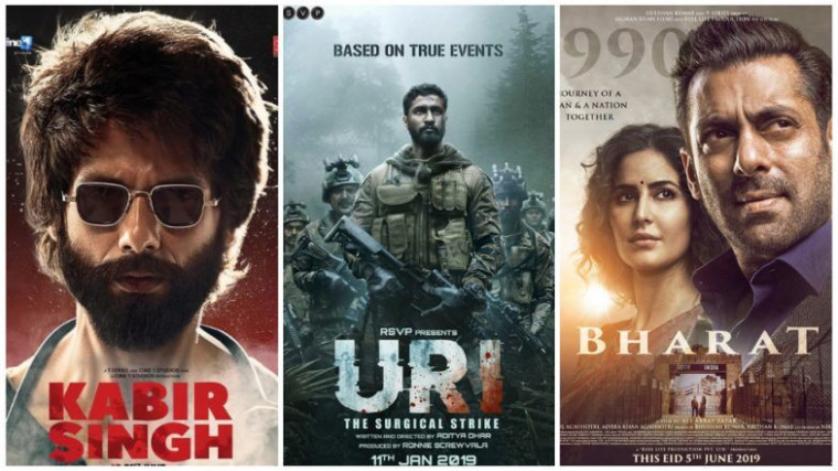 Box Office: Kabir Singh, Uri, Bharat – 5 Bollywood Movies ...