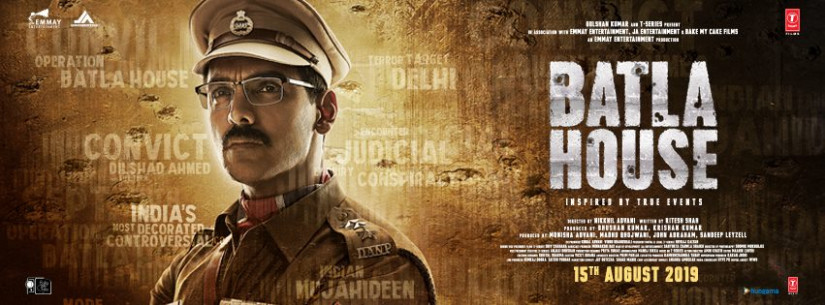 Catch a brand new poster of Batla House featuring John Abraham