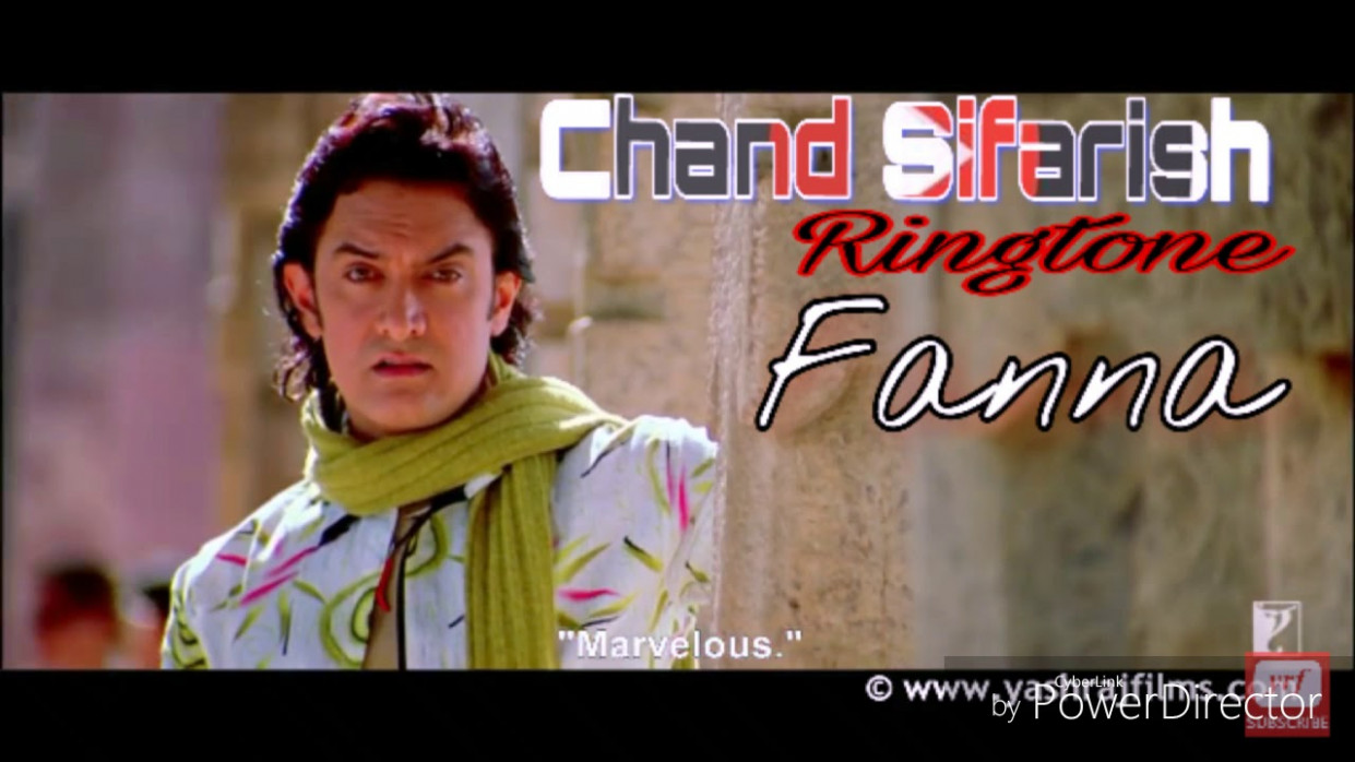 Chand Sifarish - New Bollywood song ringtone - Film ...