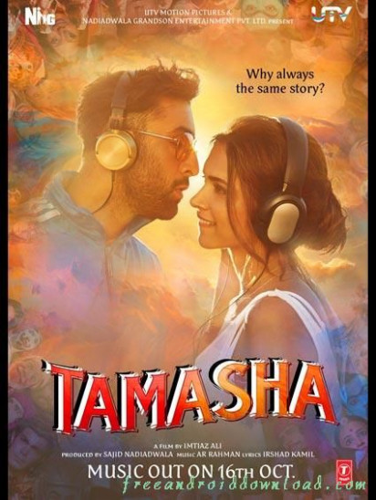Click on Image to download Tamasha_movie_poster ...