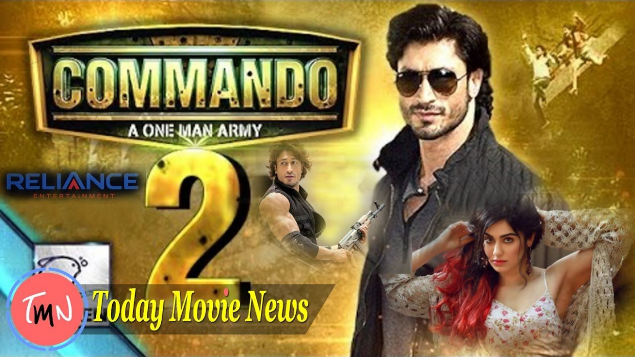 Commando 2 Movie 2017 - Review | Vidyut Jamwal, Adah ...