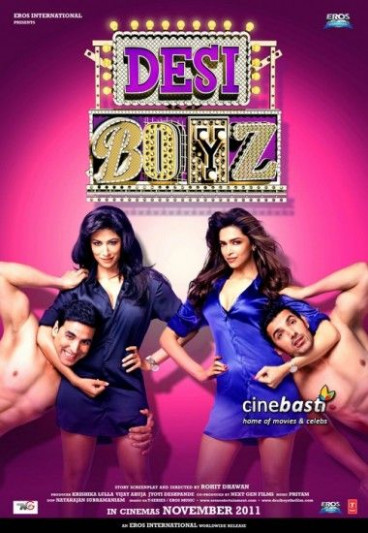 Desi Boyz (2011) Hindi 720p BluRay 500MB Free Download ...