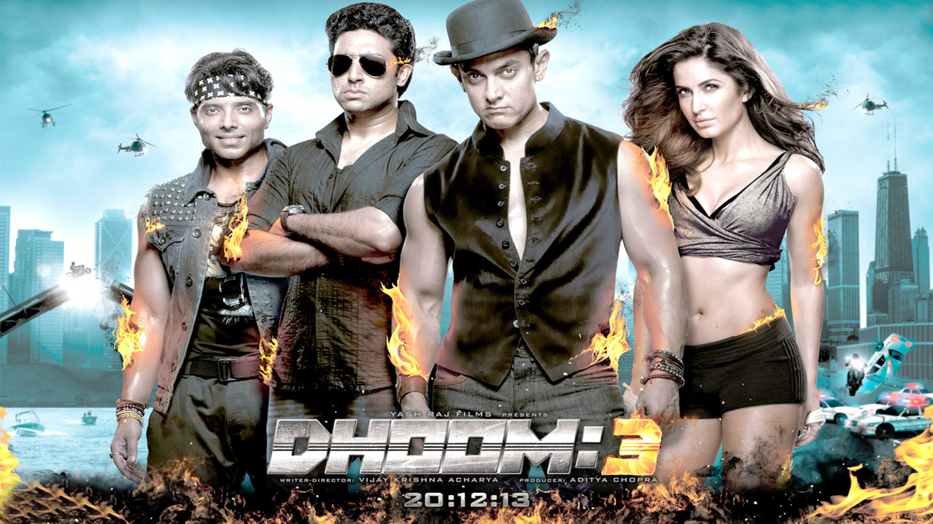 Dhoom 3 Full Movie Download Free HD