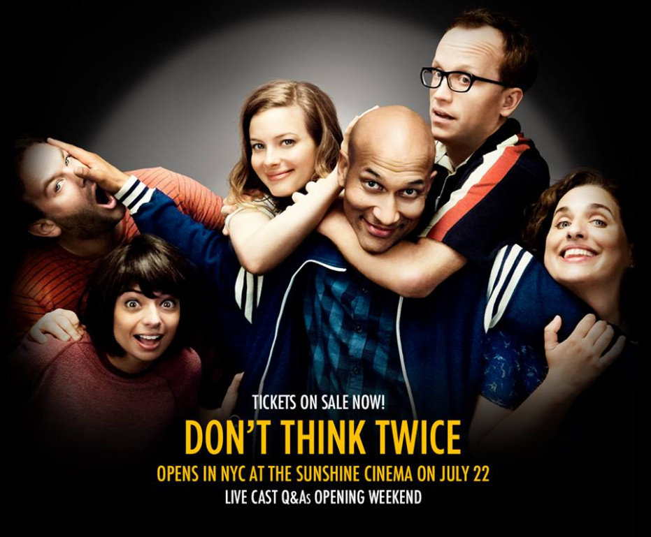 Don't Think Twice (2016) 720p BluRay Dual Audio [Hindi-Eng ...