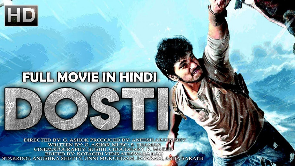 Dosti (2018) Hindi Dubbed 400MB HDRip 480p x264 Download ...
