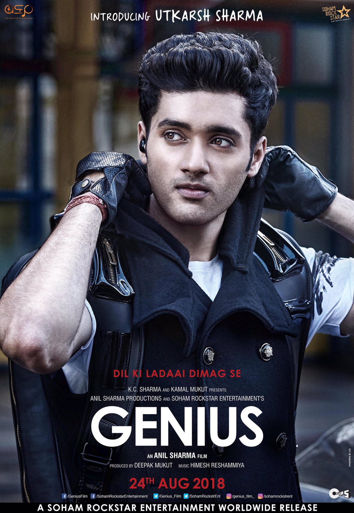 Download Genius (2018) Movie HD Official Poster 3 ...
