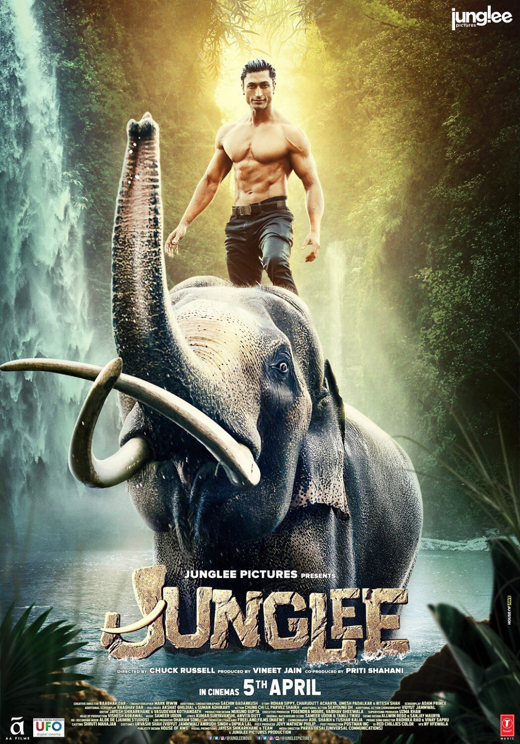 Download Junglee (2019) Movie HD Official Poster 4 ...