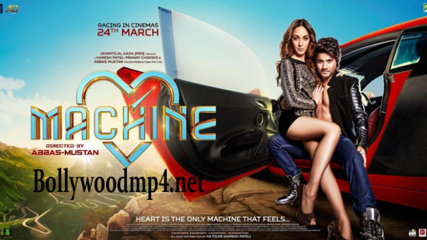Download Machine Video Songs (2017) : Mp4 Videos
