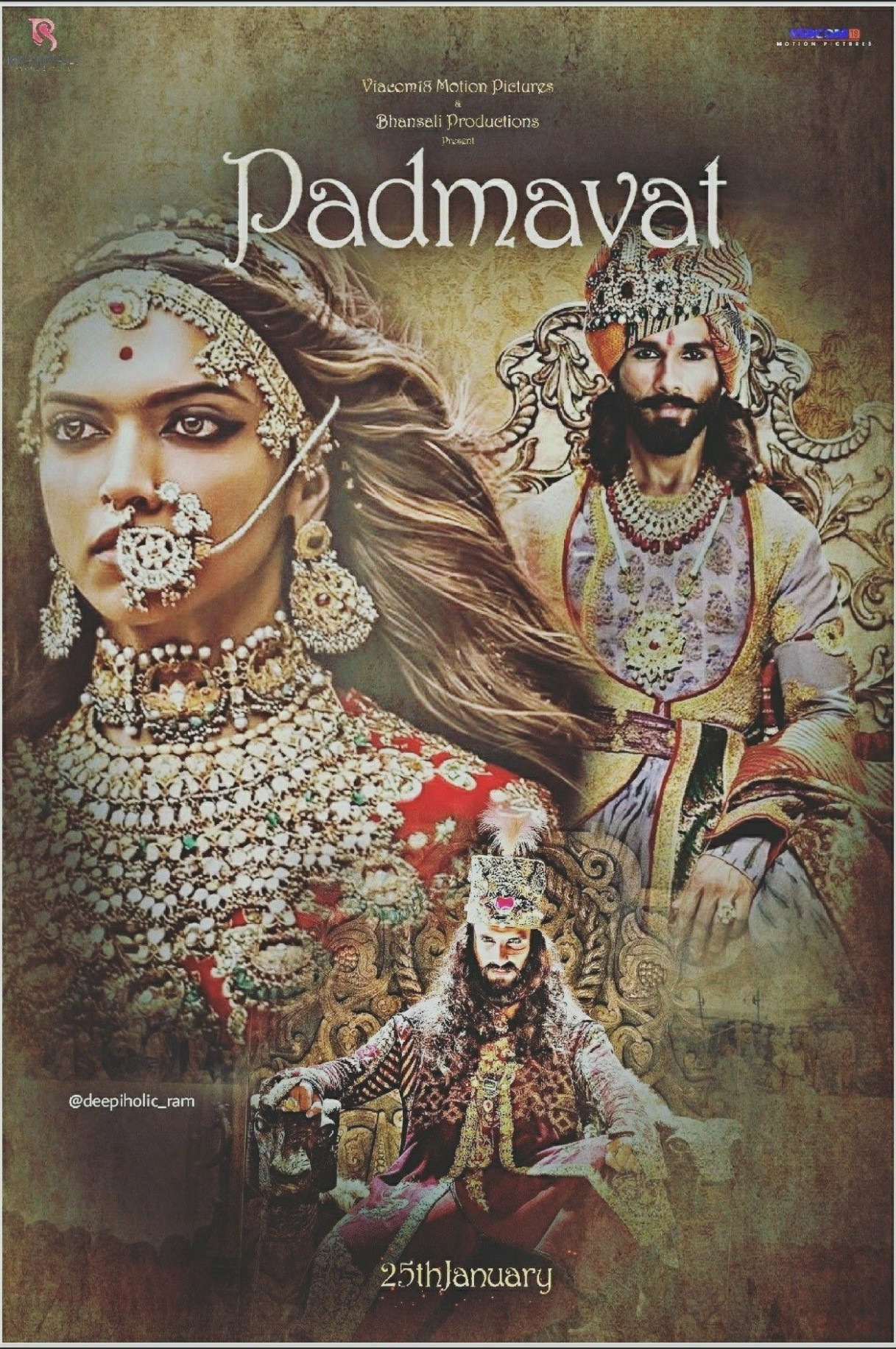 Download Padmavat in Full HD #padmavati #deepika #shahid # ...