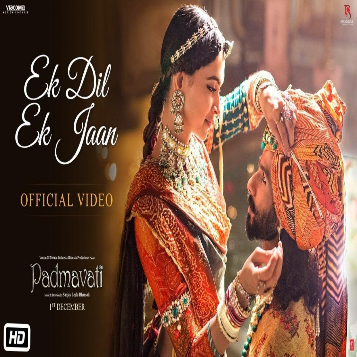 Ek Dil Ek Jaan (Padmavati) | Djpunjab - download latest ...