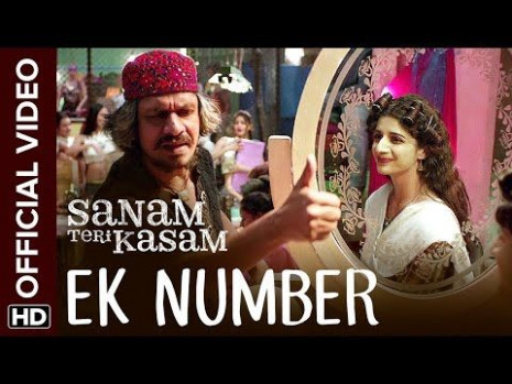 Ek Number Song Lyrics - Sanam Teri Kasam (2016) - Lyrics ...