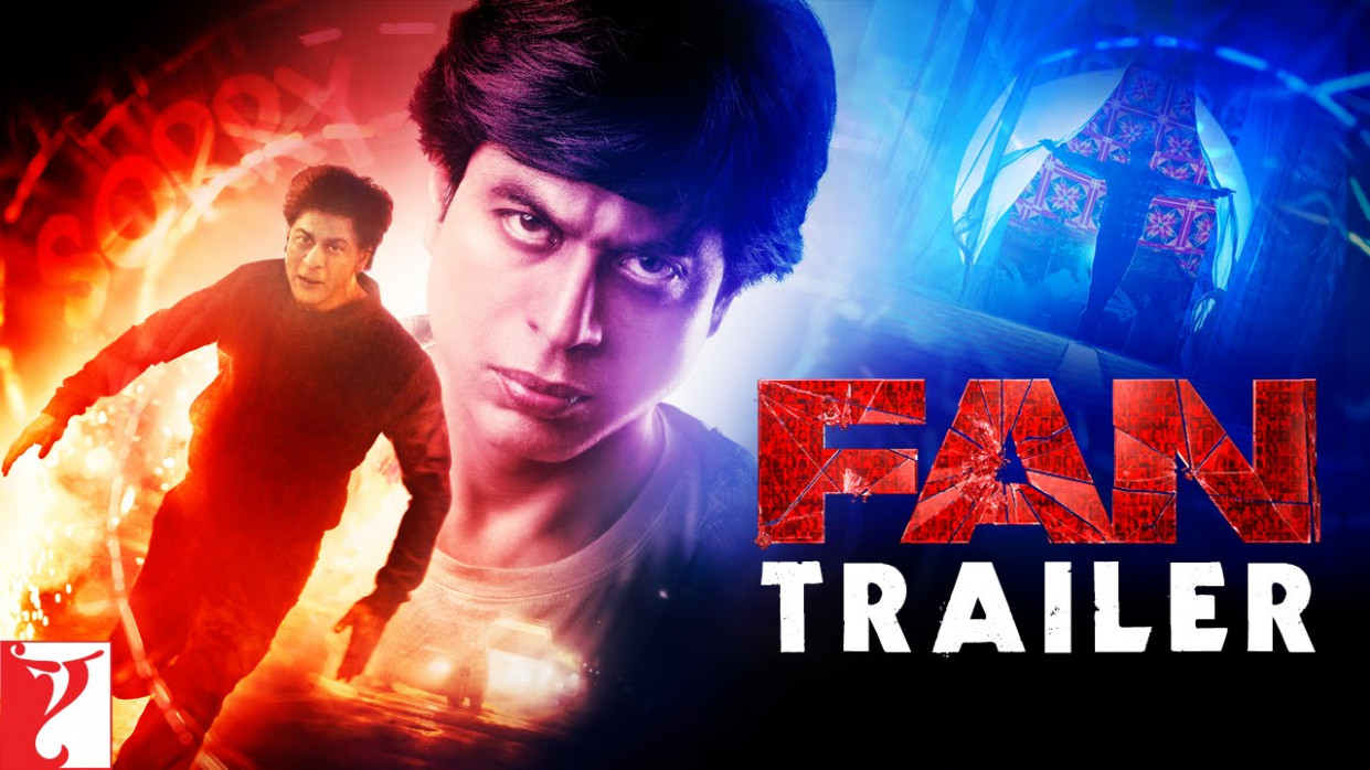 Fan upcoming Bollywood Movie Info, Official Trailer ...