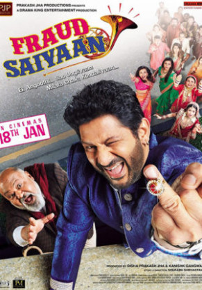Fraud Saiyyan (2019) Hindi Movie HDCAM 700MB Download ...