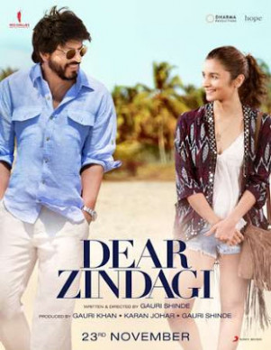 Free Download Dear Zindagi (2016) Full Mobile Movie 100MB ...