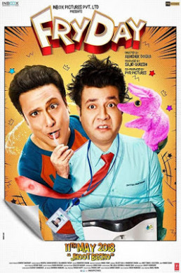 Fryday 2018 Hindi Movie 720p HDRip 500Mb x265 HEVC