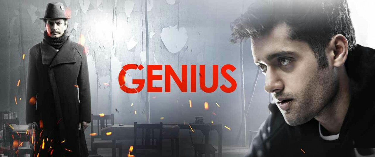 Genius (2018) Hindi HDRip HEVC 480P 720P x264 - MLWBD.COM