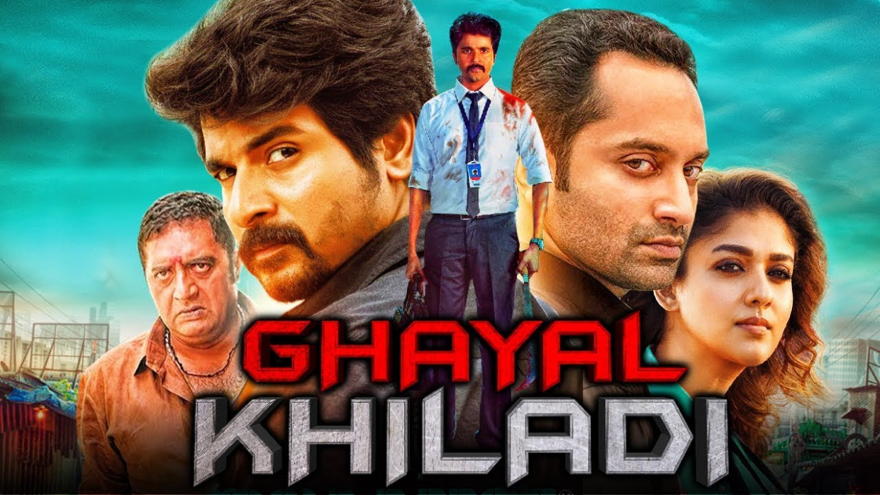 Ghayal Khiladi 2019 Hindi Dubbed 480p HDRip – 9xFilms