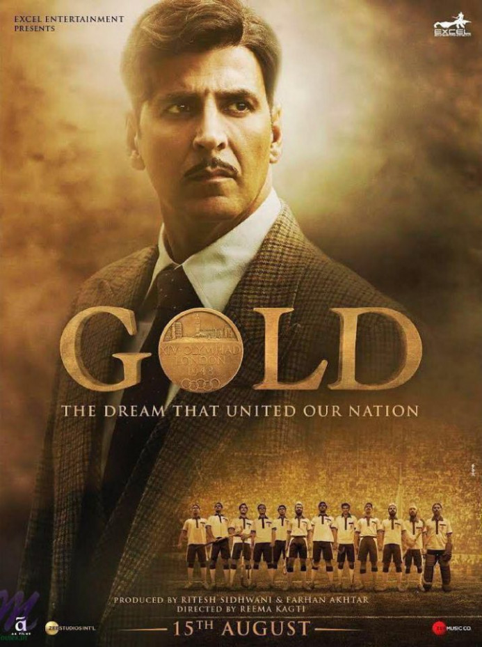 Gold Movie Review: Akshay Kumar starrer is 'just' an ...