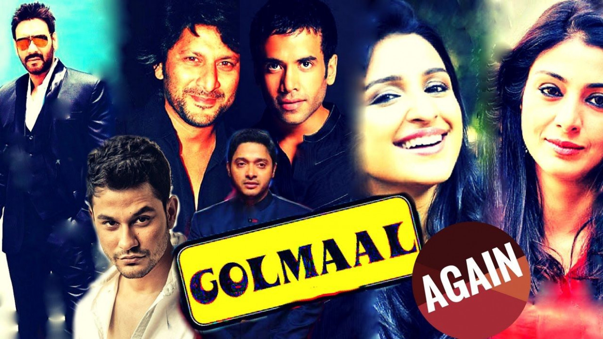 Golmaal Again Movie Details, Release Date, Star Cast ...