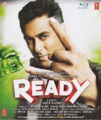 great movie Ready [Blu-ray] (Salman Khan / Bollywood ...