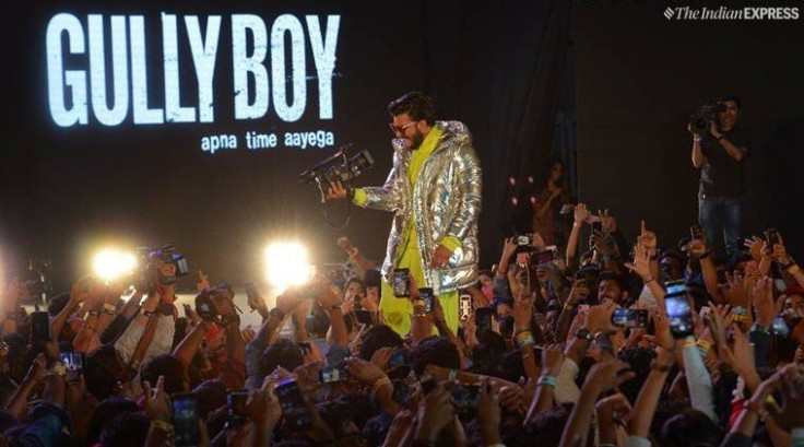 Gully Boy Live in Concert on Amazon Prime Video: A sensory ...