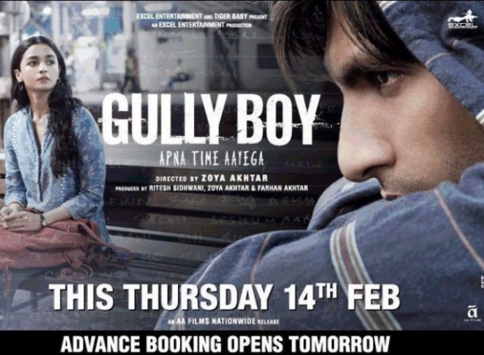 Gully Boy Movie: Star Cast, Trailer, Release Date, Box ...