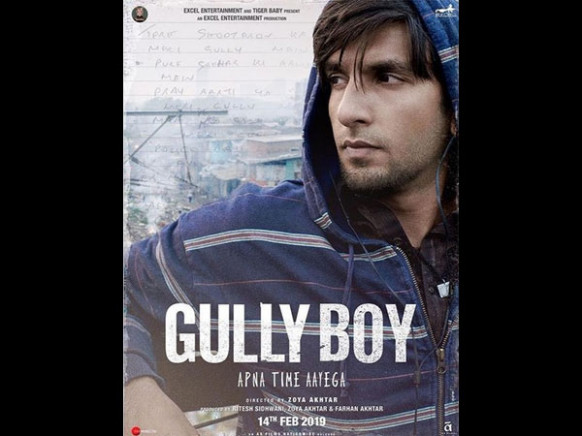 Gully Boy New Poster: Ranveer Singh Is The Voice Of The ...