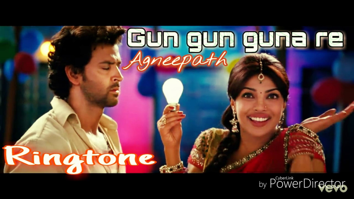 Gun gun guna re - New Bollywood song ringtone - film ...