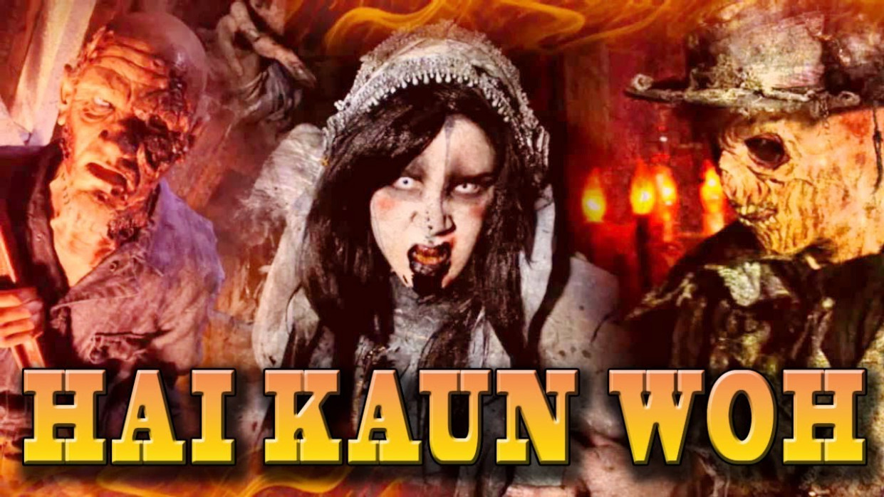 Hai Kaun Woh || Full Bollywood Horror Movie || Bollywood ...